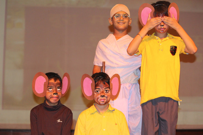 SPECIAL ASSEMBLY(GANDHI...