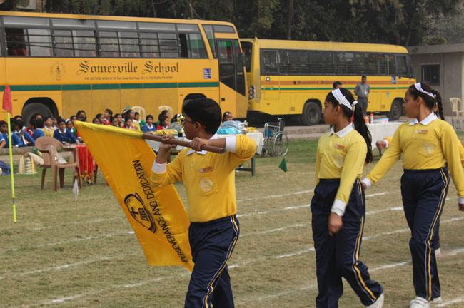 Junior Annual Sports Day