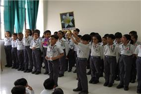 EASTER ASSEMBLY CLASS-II