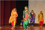 INTER HOUSE DANCE COMPETITION (CLASS V)