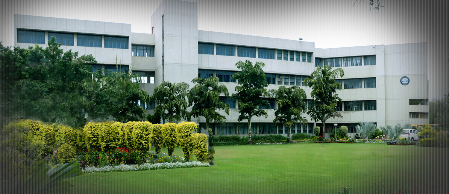 sprawling campus